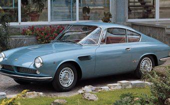 "ASA 1000 GT : la ""baby"" Ferrari"