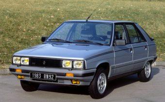 Renault 11 Electronic : la K2000 française