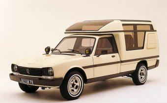 """Peugeot 504 Loisirs : le """"Rancho"""" d'Heuliez"""