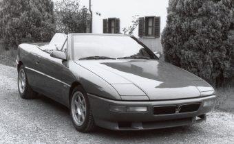 Maserati-Opac Spyder : né des amours d'une Shamal et d'un Spyder