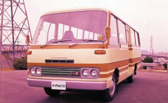 Mazda Parkway Rotary 26 : le bus à piston rotatif