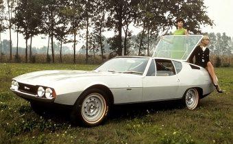 Jaguar Pirana Bertone : en attendant la Lamborghini Espada