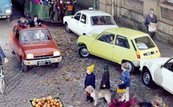 Renault 5 : la bagnole Pop