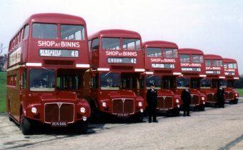 AEC Routemaster : le légendaire bus londonnien