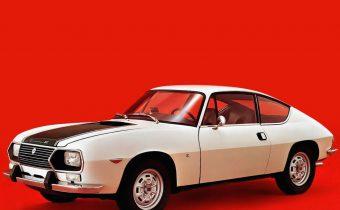 Lancia Fulvia Sport : le coupé signé Zagato