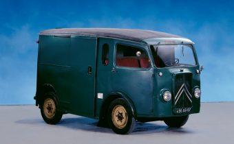 Citroën TUB (et TUC) : l'utilitaire moderne à la carrière brisée et au nom usurpé par le Type H