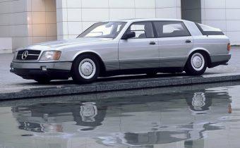 Mercedes-Benz Auto 2000 : le futur, c'était hier