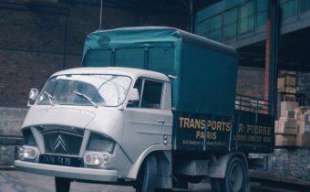 """Citroën N et P """"Belphegor"""" : le poids lourd fantôme"""