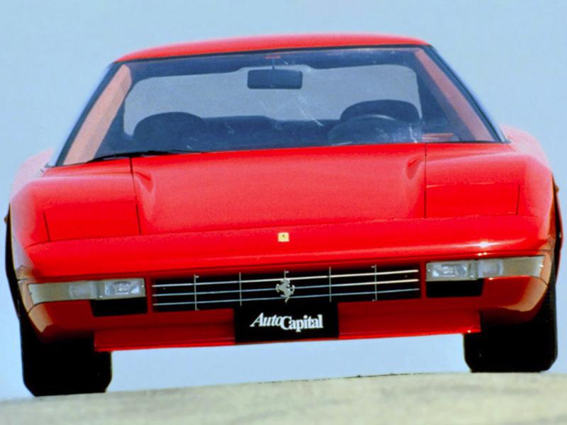 Ferrari 408 4RM: 4 roues motrices laissées sans suite