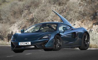 McLaren 570GT: l'été Supercar (1ère partie)