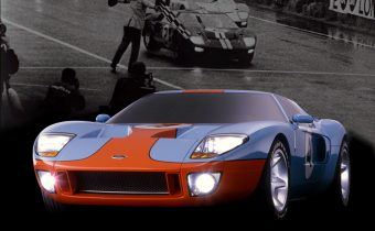 Ford GT 2005 : le trait d'union