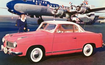 "Goliath/Hansa 1100 : ""l'entry-level"" de Borgward"
