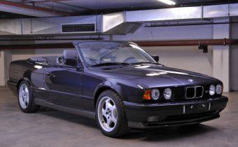 """BMW M5 E34 Cabriolet : """"dans le doute, abstiens-toi"""""""