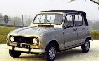 Renault 4 Heuliez Découvrable : pour séduire Citroën
