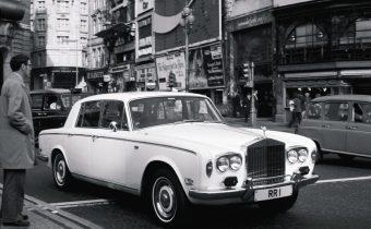Rolls Royce Silver Shadow : bienvenue dans la modernité (luxueuse)