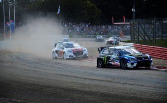 Rallycross de Lohéac: le show avant tout