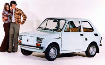 Fiat-Polski/FSM 126P : la plus italienne des polonaises (et vice versa)