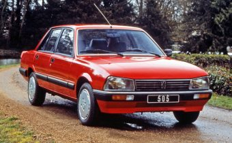 Peugeot 505 : l'adieu (définitif ?) à la propulsion