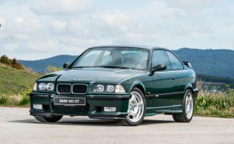 BMW M3 GT (E36) : le prix de la rareté