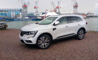 Renault Koleos 2: pour occuper le marché