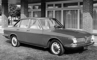 Alfa Romeo 2600 Lusso (De Luxe) Osi : la fausse bonne idée