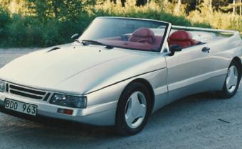 Saab 900 Speeder (et non Speedster): la vérité sur ce proto presque officiel !