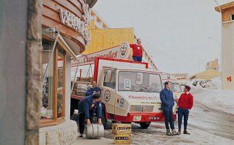 Berliet Stradair : le bahut looké sur coussins d'air