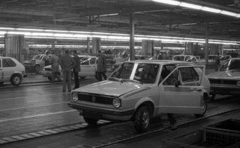 TAS : l'usine Volkswagen de Sarajevo