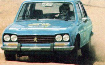 Peugeot 504 TN : le mythe argentin du Turismo Nacional