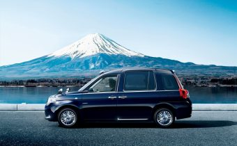 Toyota JPN Taxi: un cab' à la japonaise