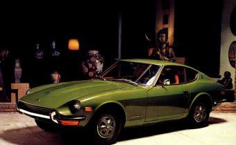 Nissan/Datsun 240, 260 et 280 Z : my Fairlady