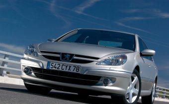 Peugeot 607 : l'adieu aux armes