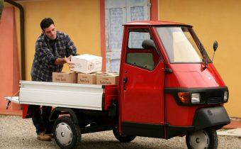 Piaggio Ape : légende italienne sur trois roues