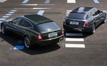 Maserati Bellagio Fastback Touring : break d'exception