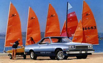 Chevrolet El Camino 5 : la fin d'une légende