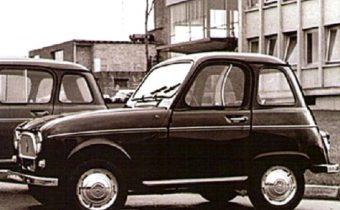 Renault 4 Bertin : une Smart avant l'heure