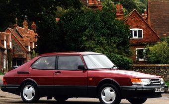 Saab 900i 16 - 158 HP: une Saab peut en cacher une autre