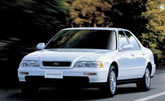 Daewoo Arcadia : la Legend sud-coréenne