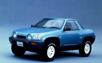 Nissan Judo : la tentation du 4x4 sportif et égoïste