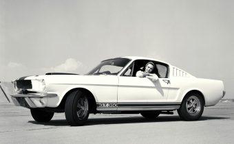 Shelby Mustang GT350 1965 : poney frappé du cobra