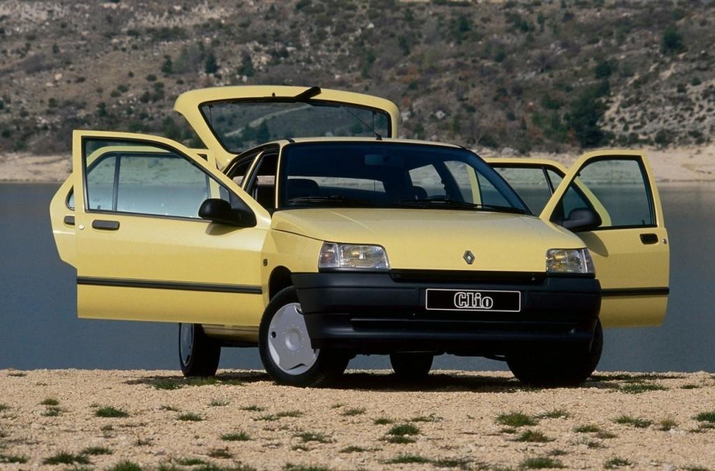 Renault Clio 1 1.1 1.4 essence Durite Double de Chauffage