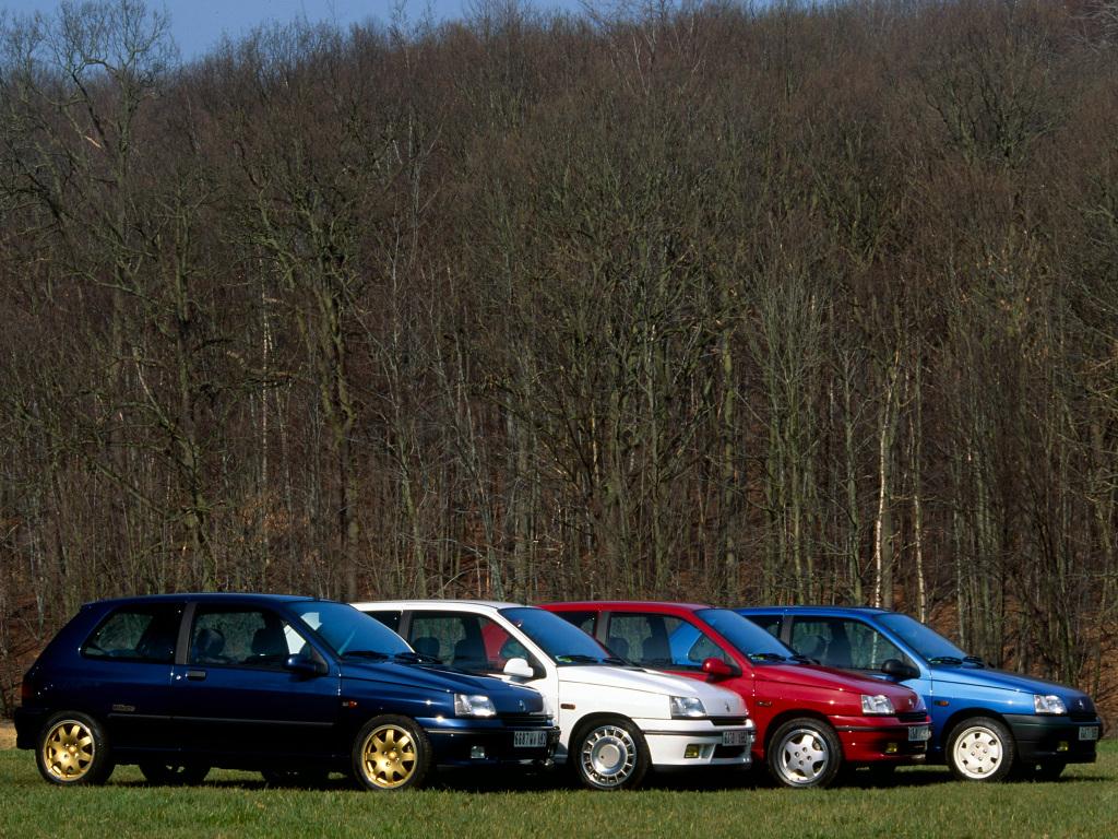 Renault Clio S : l'accès au sport