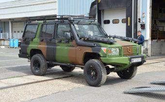Technamm Masstech T4 : des Toyota Land Cruiser pour l'Armée Française