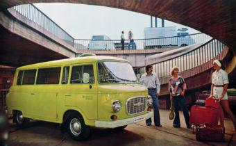 Barkas B1000 : l'autre icône est-allemande