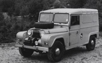 Austin Gipsy : le concurrent malheureux du Land Rover
