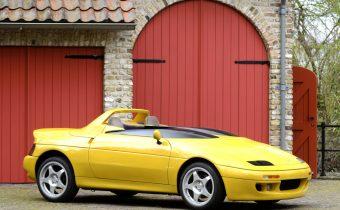 Lotus M200 Concept : une version radicale de l'Elan M100