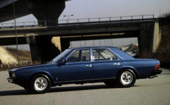 Fiat 130 Opéra: la berline refusée de Pininfarina