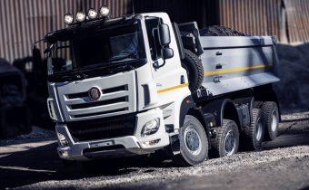 Tatra Trucks: le retour du camion tchèque