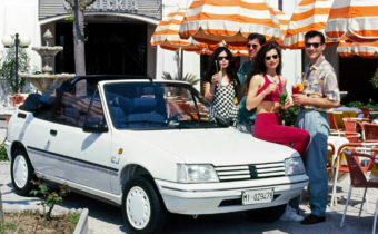 Peugeot 205 CJ / CT / CTI : place au fun !