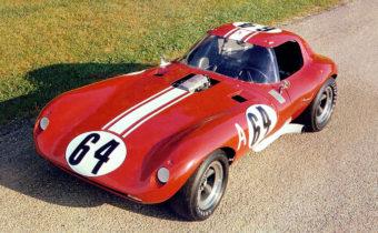 Bill Thomas Cheetah : concurrente malheureuse de la Cobra